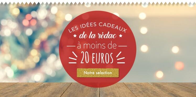 Noël 2018 : nos idées de cadeaux à moins de 20 euros