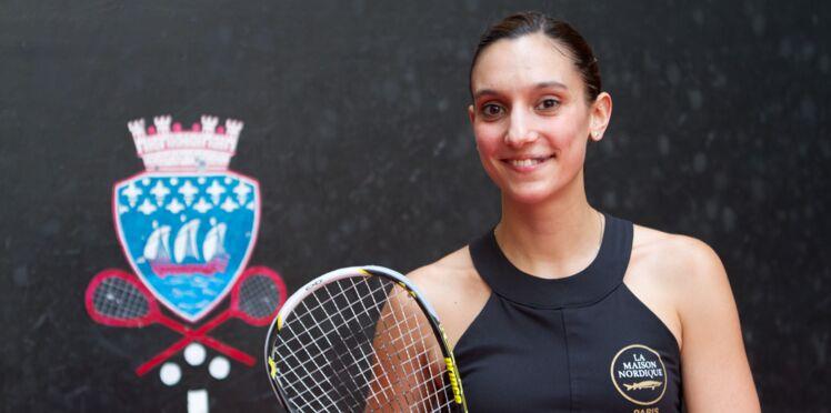 Camille Serme, numéro 3 mondiale de squash : « Je veux faire parler des femmes dans le sport »