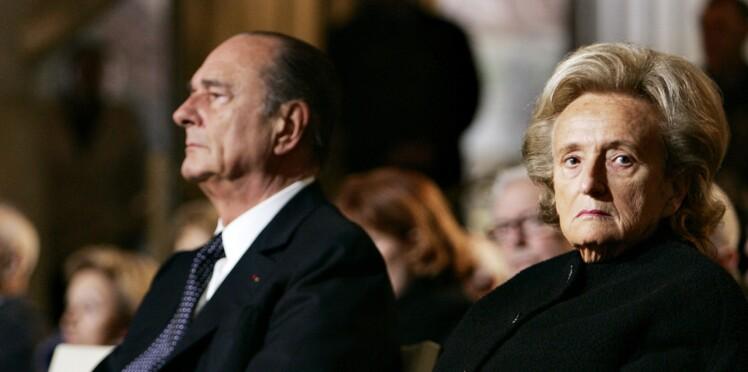Jacques Chirac, très affaibli, anéanti par la mort de sa fille Laurence