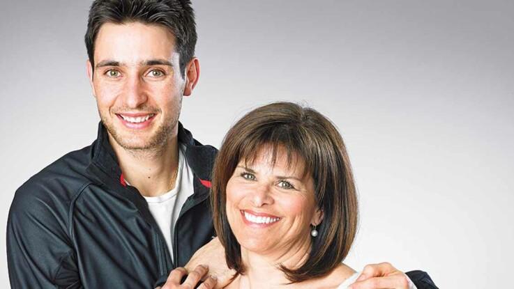 Jason Lamy-Chappuis et sa maman : leur interview croisée