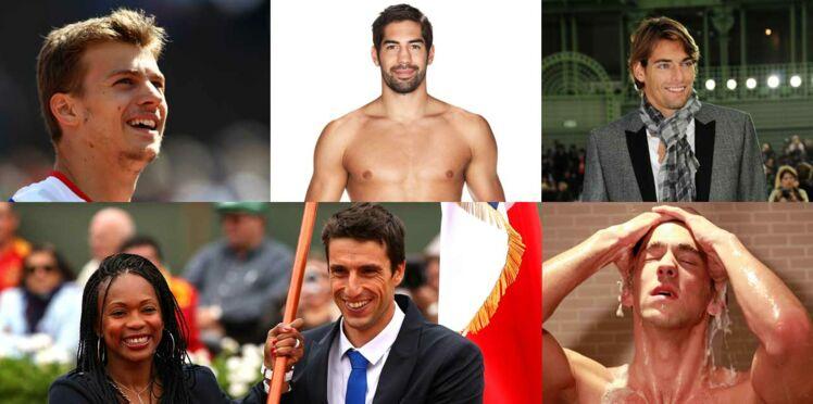 Les sportifs sexy à suivre pendant les JO de Londres