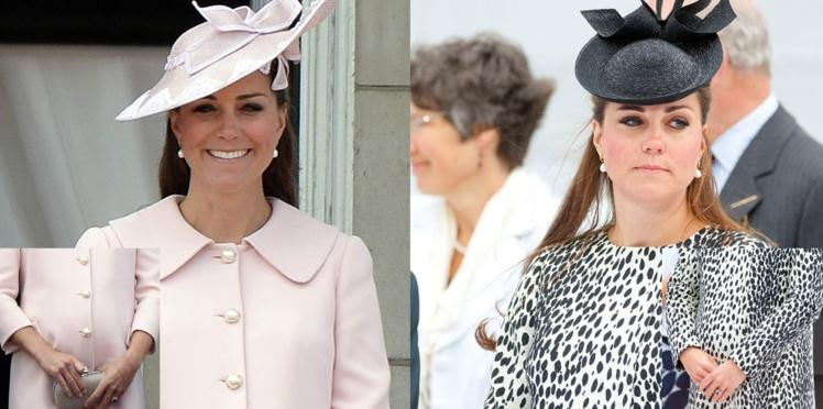 Kate Middleton, sa grossesse en photos