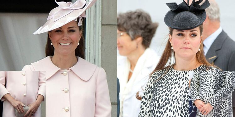 Kate Middleton, sa grossesse en photos