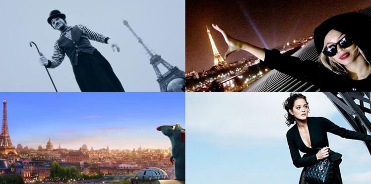 Les 125 ans de la Tour Eiffel en images