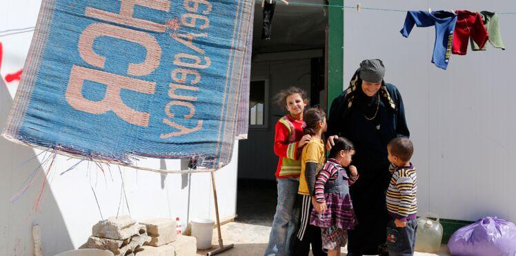 L'exode en Jordanie des réfugiées syriennes