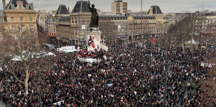 Près de 4 millions de Français rassemblés