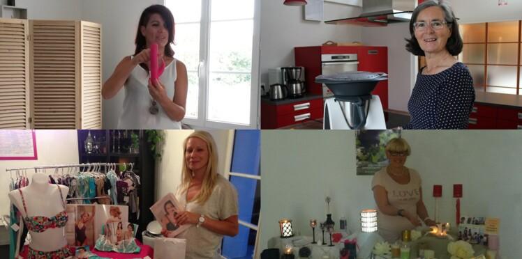 La vente à domicile: elles en vivent et s'éclatent!