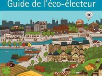 Le Guide de l'éco-électeur de Nicolas Hulot téléchargé plus de 150 000 fois