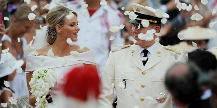 Le mariage d'Albert II de Monaco et de Charlene en photos