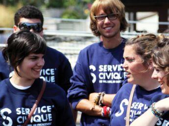 Le service civique, un vrai tremplin pour les jeunes