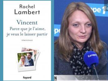 Rachel, la femme de Vincent Lambert se confie dans un livre bouleversant, nous l'avons lu pour vous.