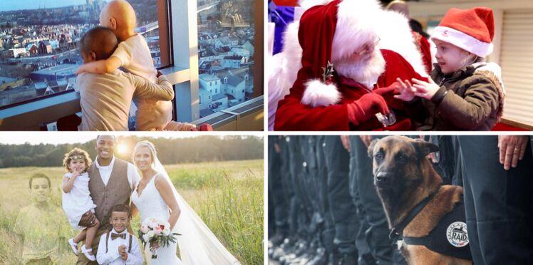 Vidéos, photos, belles histoires : tout ce qui vous a émues en 2015