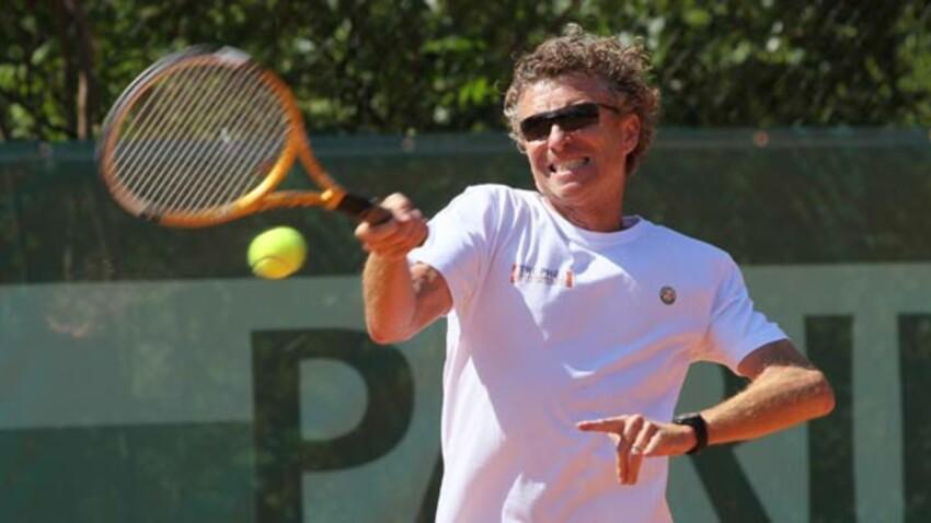 Les photos des stars à Roland Garros