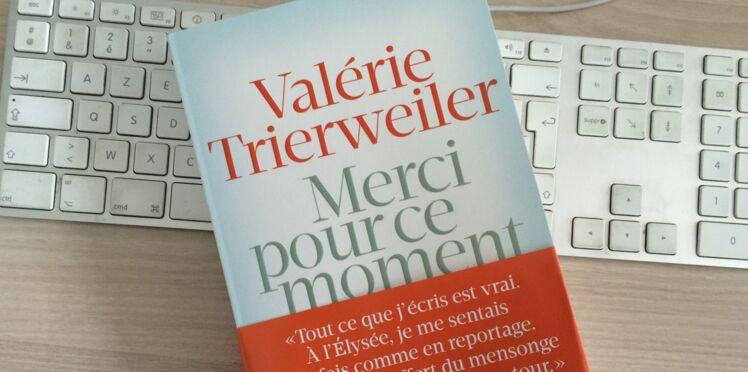 On l'a eu (et on a tout lu !) : tout ce que Valérie Trierweiler nous apprend sur François Hollande