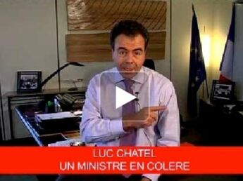 """Augmentation des prix : Luc Chatel publie son """"coup de gueule"""""""