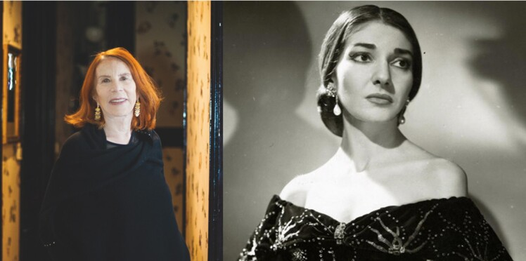 Madeleine Chapsal raconte Maria Callas
