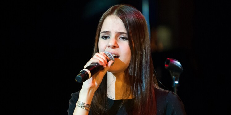 Découvrez Marina Kaye, la chanteuse phénomène de 17 ans