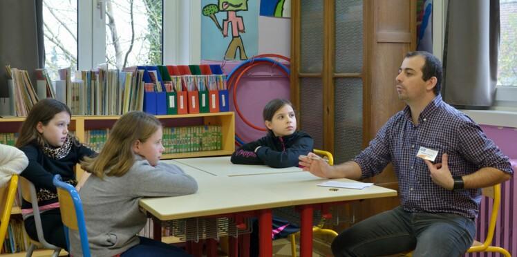 Avec les médiateurs, l'école retrouve son calme