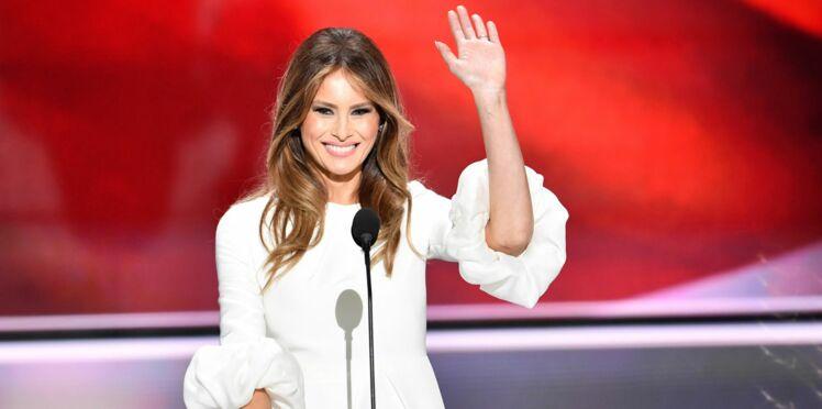 Melania Trump: les priorités de la nouvelle First Lady