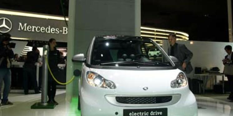 Un Mondial de l'auto placé sous le signe de l'environnement