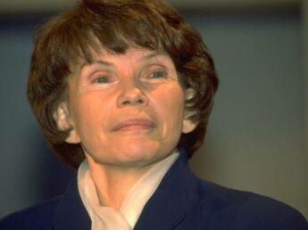 Les deux visages de Danielle Mitterrand