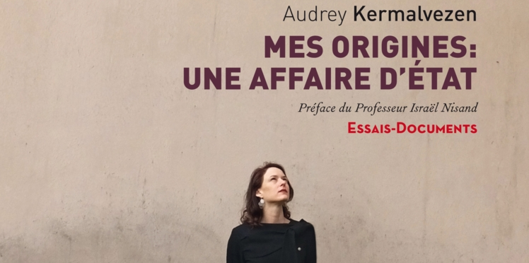 Née d'un don de sperme, Audrey Kermalvezen se bat pour l'accès aux origines