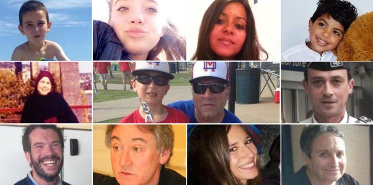 Nice : les portraits des victimes de l'attentat