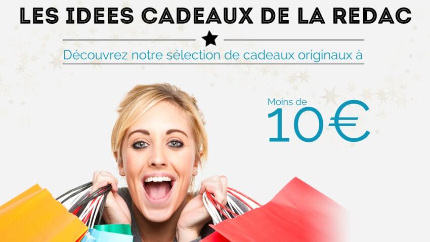 Noël : 20 idées cadeaux à moins de 10 euros