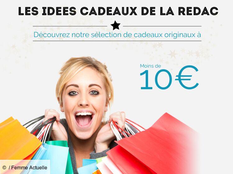 Idée Cadeau 10 Euros Noël : 20 idées cadeaux à moins de 10 euros : Femme Actuelle Le MAG