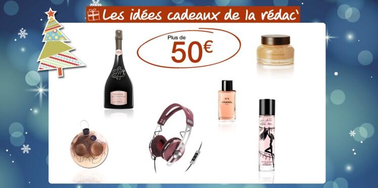 Noël : nos idées cadeaux à partir de 50 euros