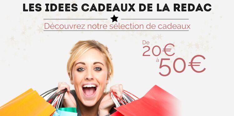 Noël : nos idées cadeaux de 20 à 50 euros
