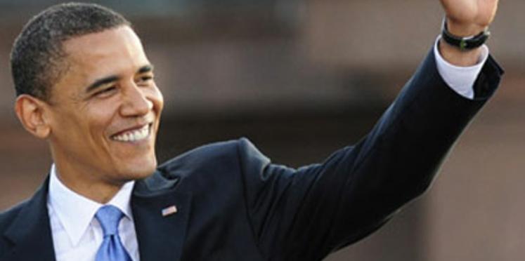 Obama président des Etats-Unis