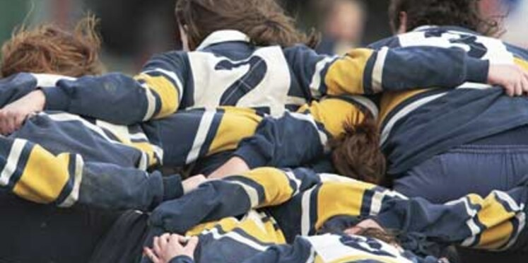 """""""Oui, les femmes peuvent jouer au rugby"""""""
