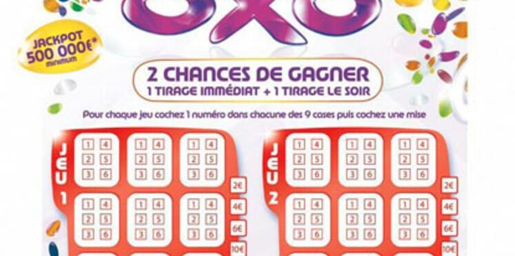Jouez à Oxo et  gagnez 700 000 euros ce soir