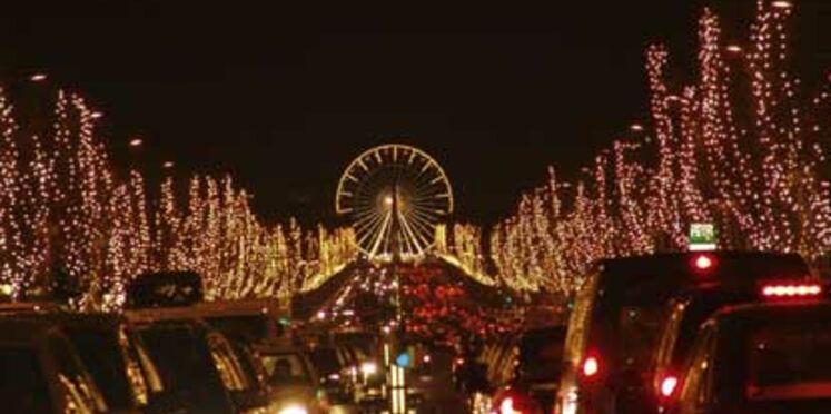 Paris, ville lumière