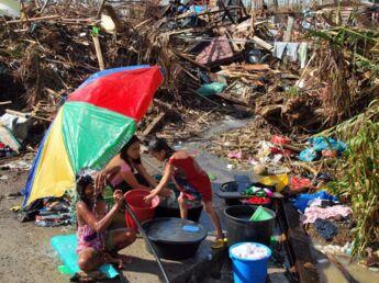 Philippines: pourquoi les Français donnent moins
