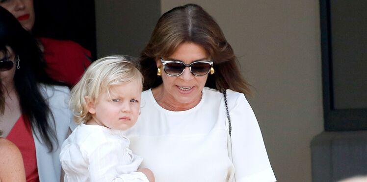 Photos : Caroline de Monaco, mamie épanouie avec son petit prince