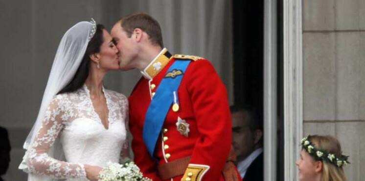 Les photos du mariage du Prince William avec Catherine Middleton