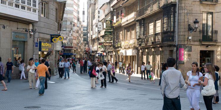 A Pontevedra, en Espagne, la ville appartient aux piétons!