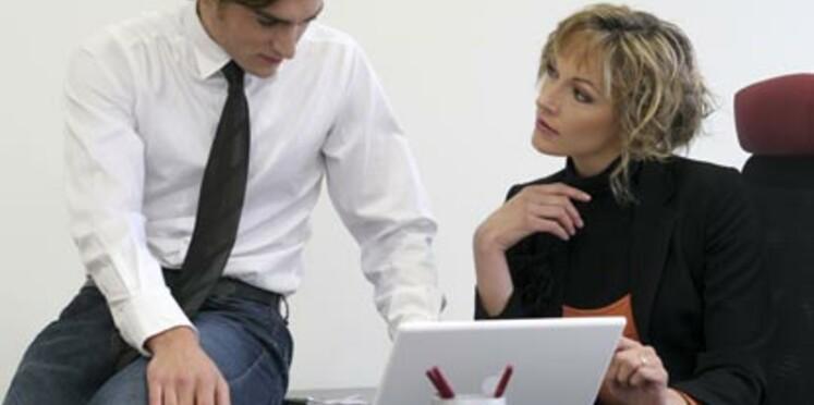 Pour l'égalité homme-femme au travail