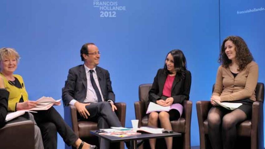 François Hollande évoque son mariage avec Valérie Trierweiler