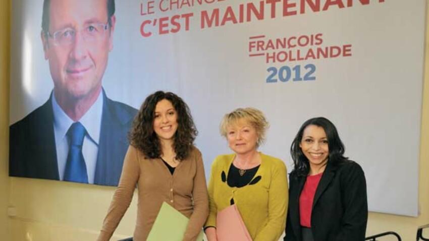 François Hollande rencontre nos lectrices