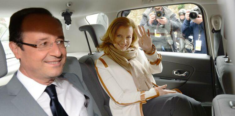 François Hollande et Valérie Trierweiler : un mariage à l'Elysée ?