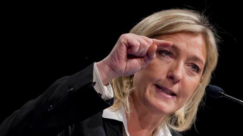 Marine Le Pen, le FN dans le sang