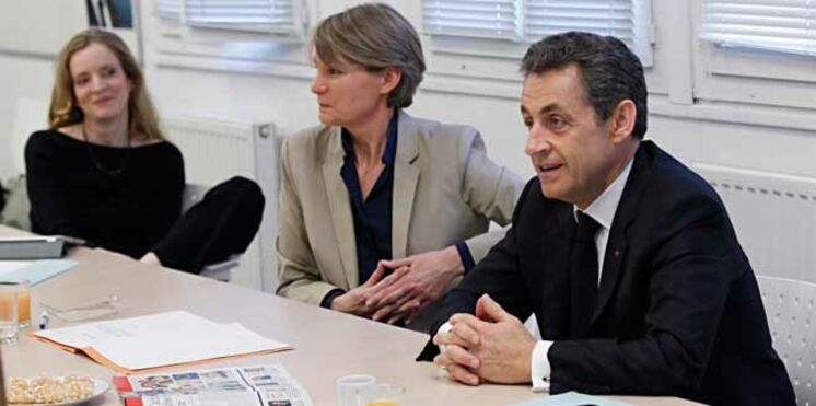 Nos lectrices ont interviewé Nicolas Sarkozy
