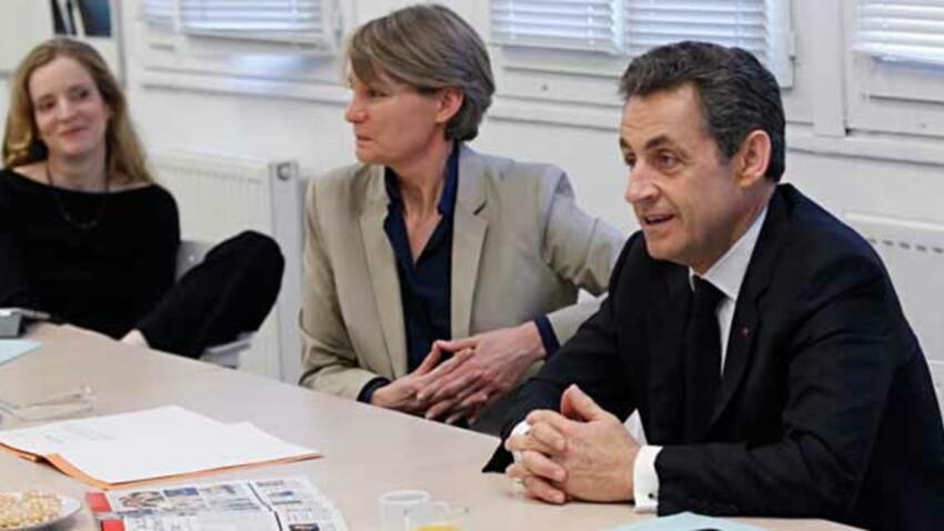 Nos lectrices ont interviewé Nicolas Sarkozy