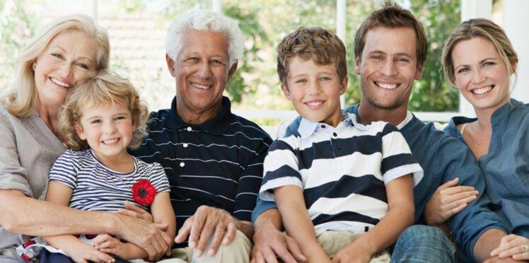 Sondage exclusif : les Français sont très famille !