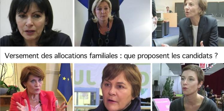 Universalité des allocations familiales : les engagements des candidats