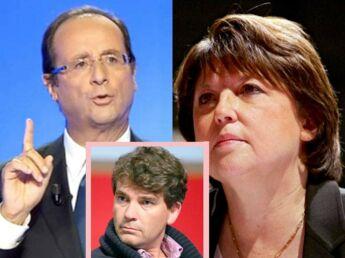 Primaires socialistes : un deuxième tour Hollande - Aubry