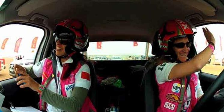Rallye Aïcha des gazelles : c'est déjà fini !